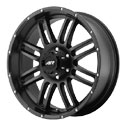 American Racing AR901 Wheels Satin Black