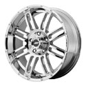 American Racing AR901 Wheels Bright PVD