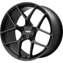 American Racing Crossfire Satin Black Wheels