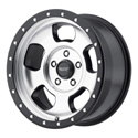 Buy American Racing Ansen Off Road Wheels Machined/Black [AR969 Wheels] at Discount Prices from tiresbyweb.com by calling 800-576-1009.