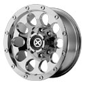 American Racing ATX Slot Wheels Chrome [AX186 Wheels]