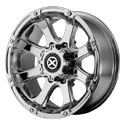 American Racing ATX Ledge Wheels Chrome [AX188 Wheels]