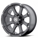 American Racing ATX Ledge Wheels Teflon [AX188 Wheels]