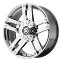 American Racing ATX Dune Wheels Bright PVD [AX190 Wheels]