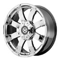 American Racing ATX Shackle Wheels PVD [AX191 Wheels]