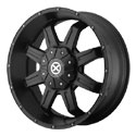 American Racing ATX Blade Wheels Satin Black [AX192 Wheels]
