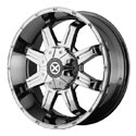 American Racing ATX Blade Wheels Bright PVD [AX192 Wheels]