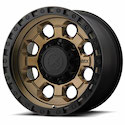 Buy ATX Series AX201 Wheels Bronze at Discount Prices from tiresbyweb.com by calling 800-576-1009.