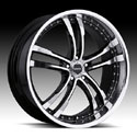 BOSS MOTORSPORTS BOSS 337 SUPERFINISH WHEELS