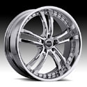 BOSS MOTORSPORTS BOSS 337 CHROME WHEELS