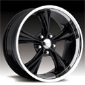 BOSS MOTORSPORTS BOSS 338 BLACK WHEELS