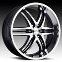 BOSS MOTORSPORTS BOSS 344 SUPERFINISH WHEELS