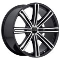 Cruiser Alloy 916MB Obsession Mirror Machined Wheels