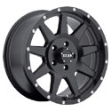 Gear Alloy 728B Overdrive Satin Black Wheels