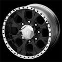 Helo Maxx 8-Lug Wheels Glossy Black [HE791 Wheels]