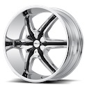 Buy Helo HE891 Wheels Chrome/Black at Discount Prices from tiresbyweb.com by calling 800-576-1009.