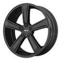 Helo HE899 Satin Black Wheels