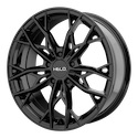 Helo HE907 Gloss Black Wheels