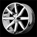Buy KMC Slide Wheels Chrome [KM651 Wheels] at Discount Prices from tiresbyweb.com by calling 800-576-1009.