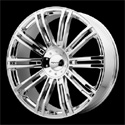 Buy KMC D2 Wheels Chrome [KM677 Wheels] at Discount Prices from tiresbyweb.com by calling 800-576-1009.