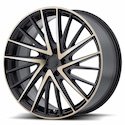 Buy KMC Newton Wheels Black/Tinted [KM697 Wheels] at Discount Prices from tiresbyweb.com by calling 800-576-1009.