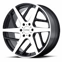 Buy KMC KM699 Wheels Black/Machined at Discount Prices from tiresbyweb.com by calling 800-576-1009.