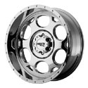 Moto Metal MO964 Chrome Wheels