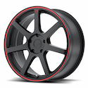 Buy Motegi Racing MR132 Wheels Black/Red Stripe at Discount Prices from tiresbyweb.com by calling 800-576-1009.
