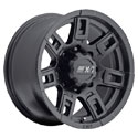 Mickey Thompson Sidebiter II Matte Black Wheels
