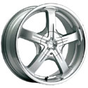 PACER RELIANT SILVER/MACHINED WHEELS