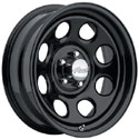 PACER SOFT 8 BLACK WHEELS