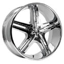 PACER TAILSPIN CHROME WHEELS