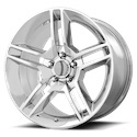 OE Creations 101 Chrome Plated Wheels