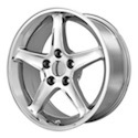 OE Creations 102 Chrome Plated Wheels