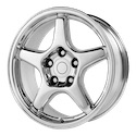 OE Creations 103 Chrome Plated Wheels