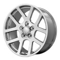 OE Creations 107 Chrome Plated Wheels