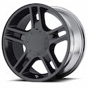 OE Creations 108 Gloss Black Wheels