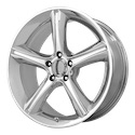 OE Creations 109 Chrome Plated Wheels