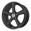 OE Creations 109 Gloss Black Wheels