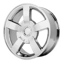 OE Creations 112 Chrome Plated Wheels