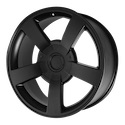 OE Creations 112 Matte Black Wheels
