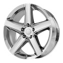 OE Creations 129 Chrome Plated Wheels