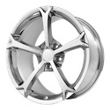 OE Creations 130 Chrome Plated Wheels