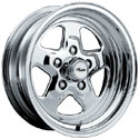 Pacer 521P Dragstar Polished Wheels
