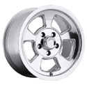 Pacer 541P R-Window Polished Wheels