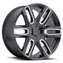 Pacer 787MB Benchmark Gloss Black Wheels