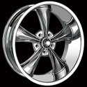 RIDLER STYLE 695 WHEELS CHROME
