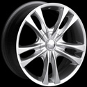SACCHI S2 WHEELS (SERIES 220) HYPERSILVER