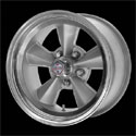 American Racing T70R Wheels Gun Metal