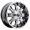 TIS 535V Bright PVD Wheels